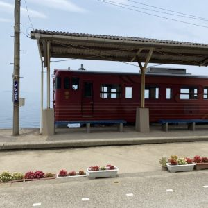 愛媛の観光列車🚋