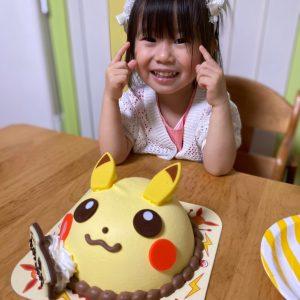 娘の誕生日🍰